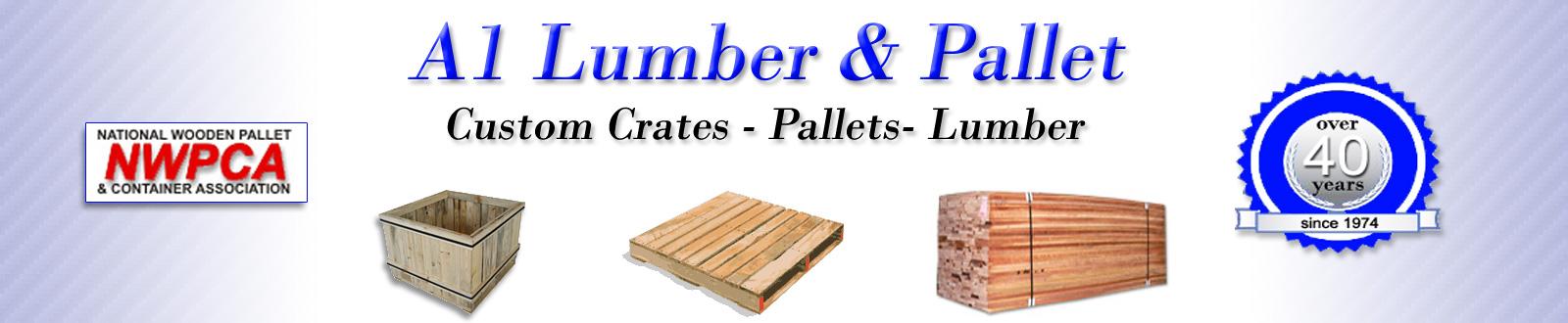 A1 Lumber & Pallet-Banner